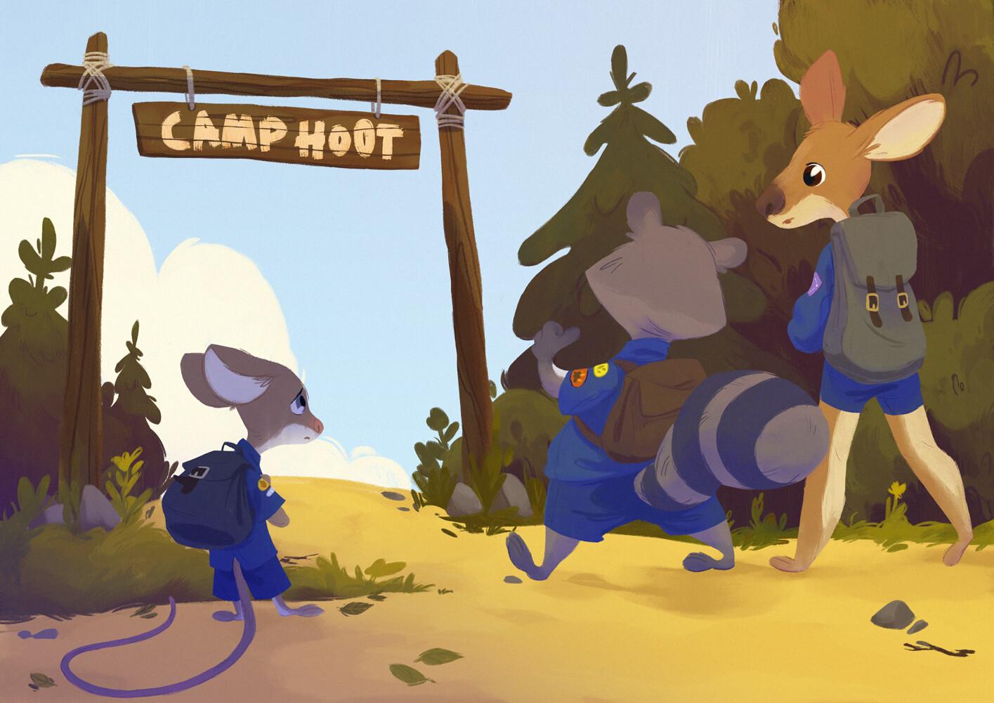 Camp Hoot