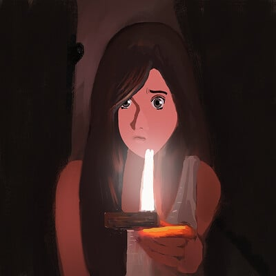 Aaron clements girl with lighter1 copy