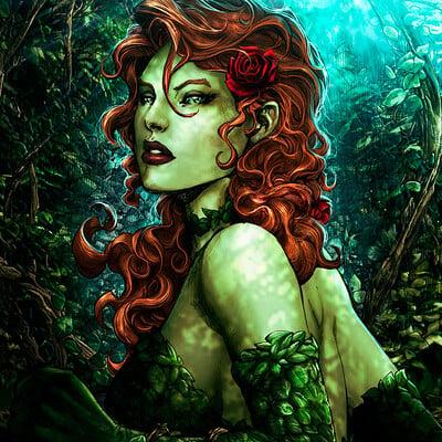 Jeremy roberts poison ivy