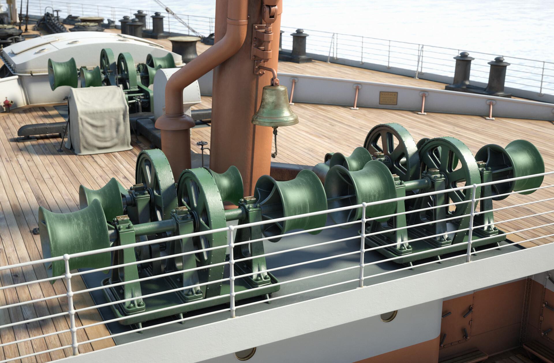Montage Titanic Trumpeter 1/200 - Page 10 Vasilije-ristovic-02