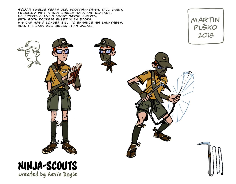 Designs for Scott.