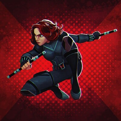 Arjun somasekharan black widow2
