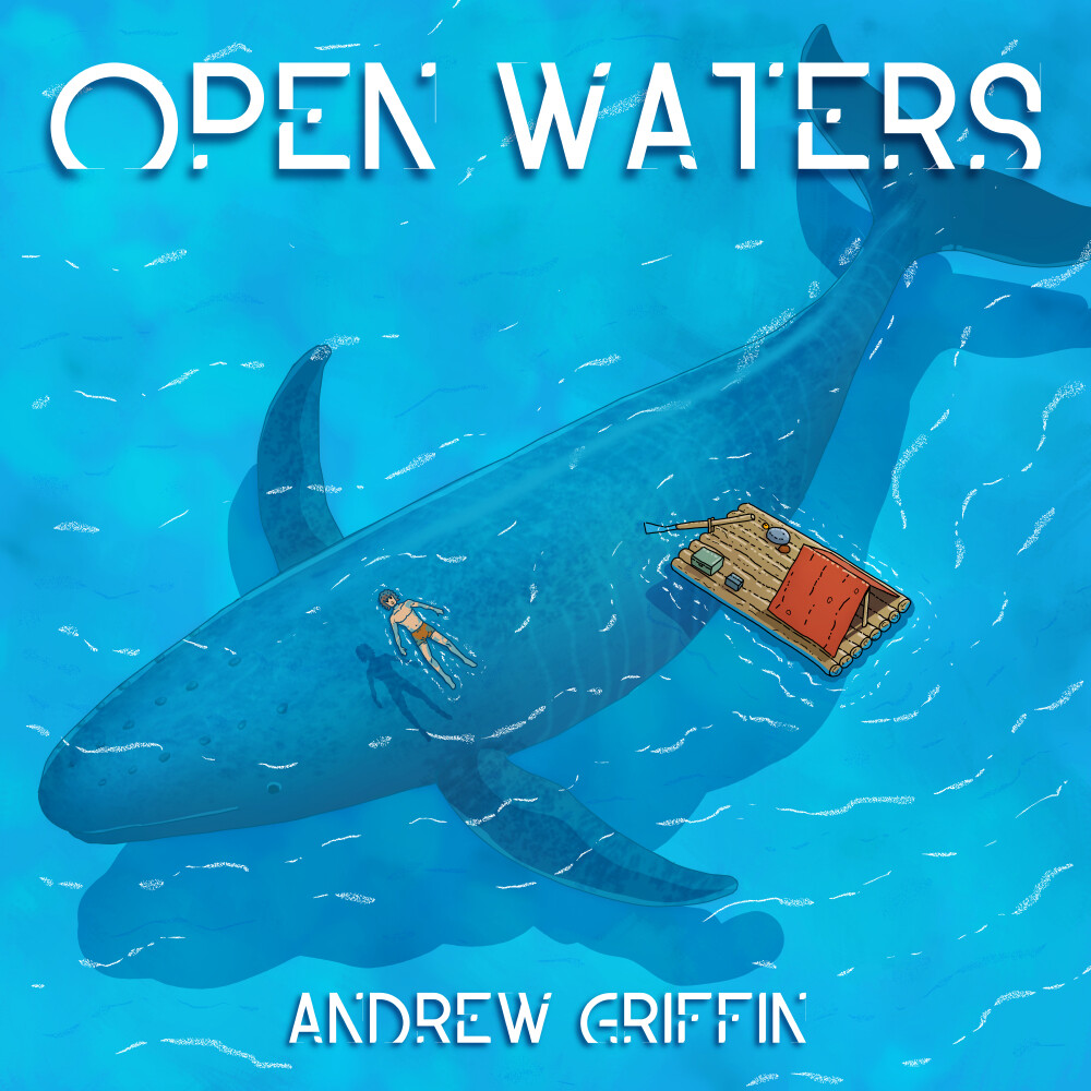 Andrew Griffini, Open Waters music album cover