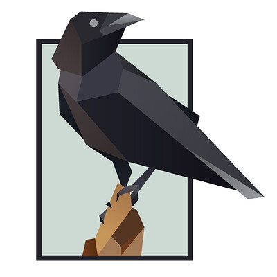 Garrett landry crow