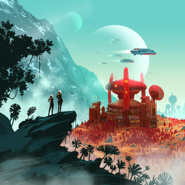 The Vela Cover Art - Final Image