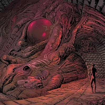 Piotr kowalski bloodborne 16 page 10 11 1