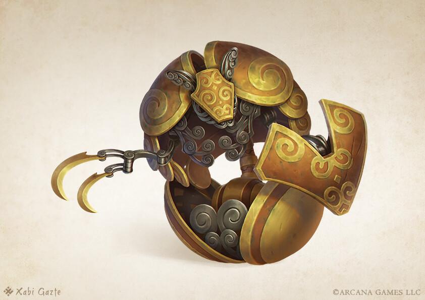 Sphere Guardian
