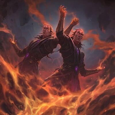 Kilart choe heonhwa pyromancy 14