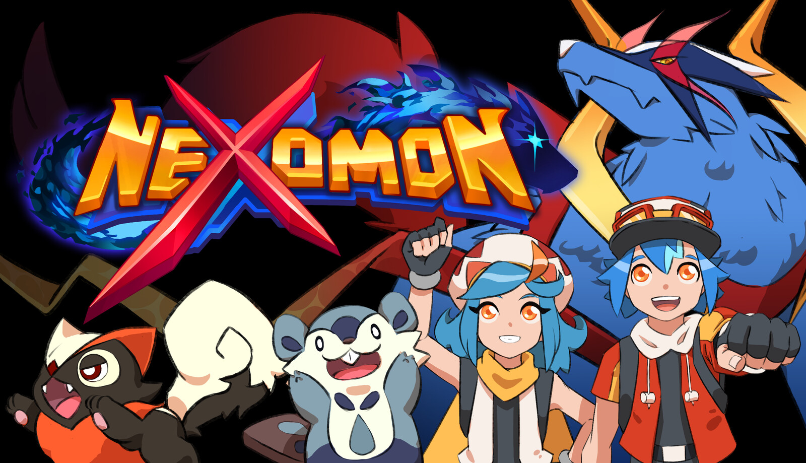 Nexomon Steam Promo
