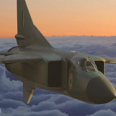 Sterling saini mig 23mf late evening 2 ppscd 1