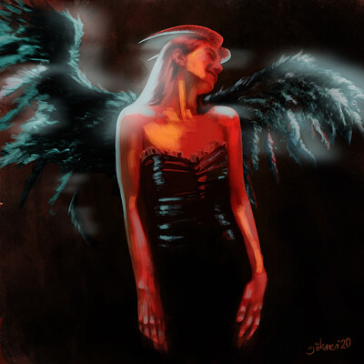 Gokmen yilmazkaya fallen angel