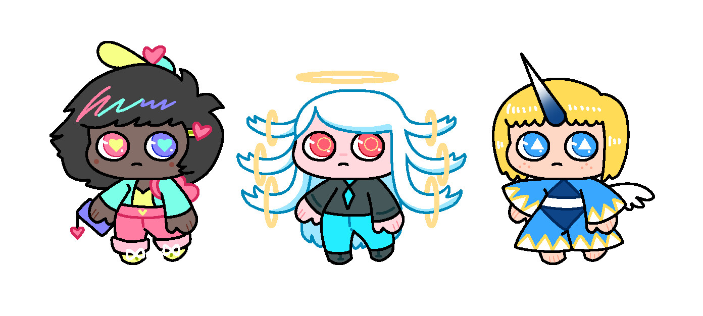 Adoptables from early 2020