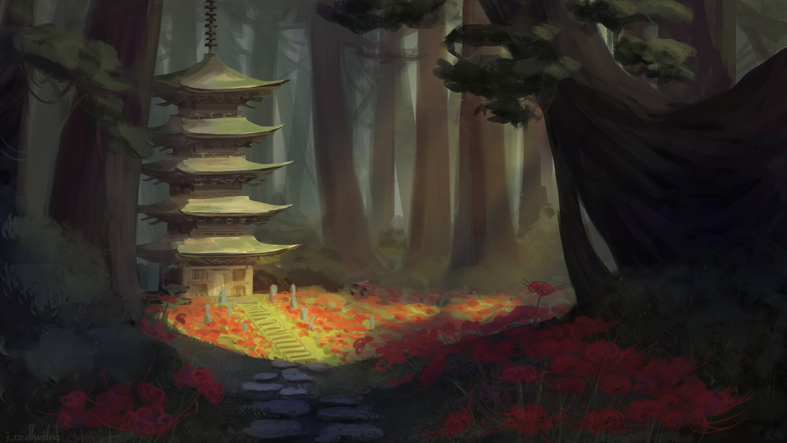 Forest Pagoda