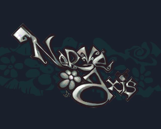 Nerve Axis pixelart logo