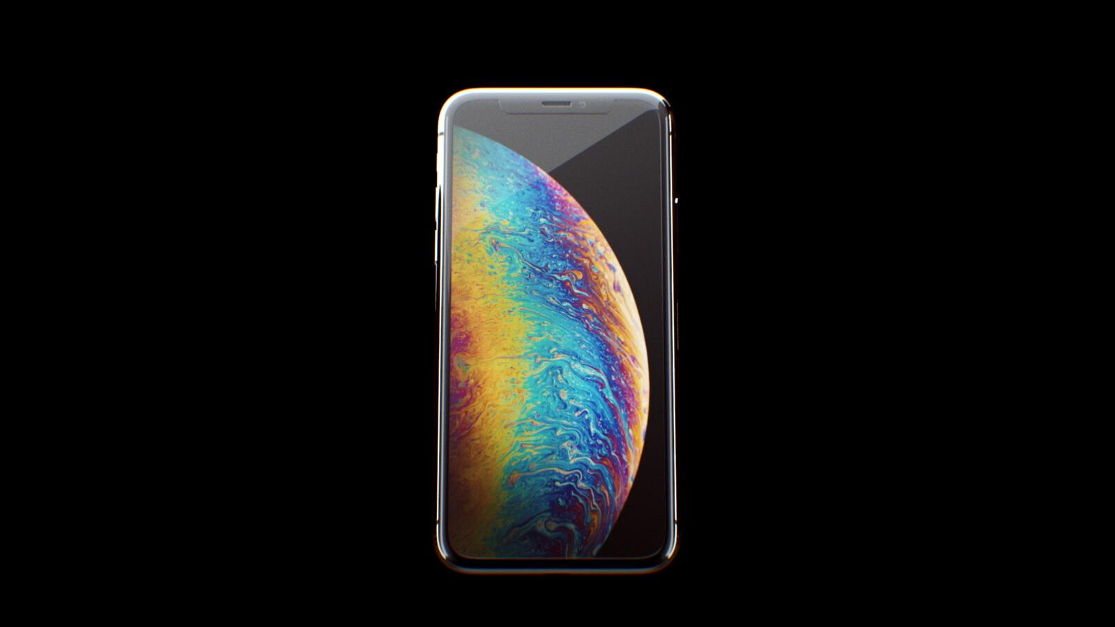 iPhone X - Power - still 001