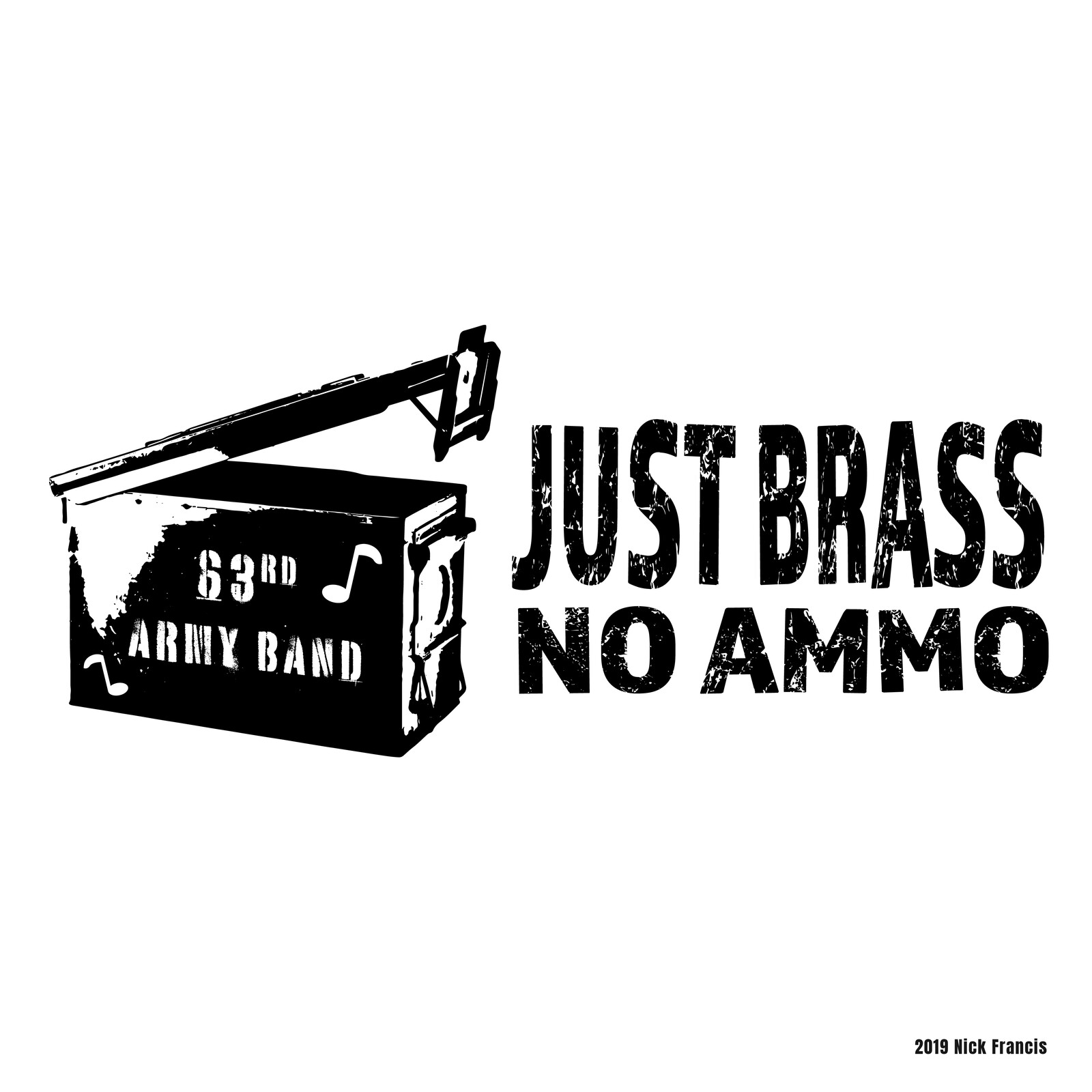 Just Brass No Ammo