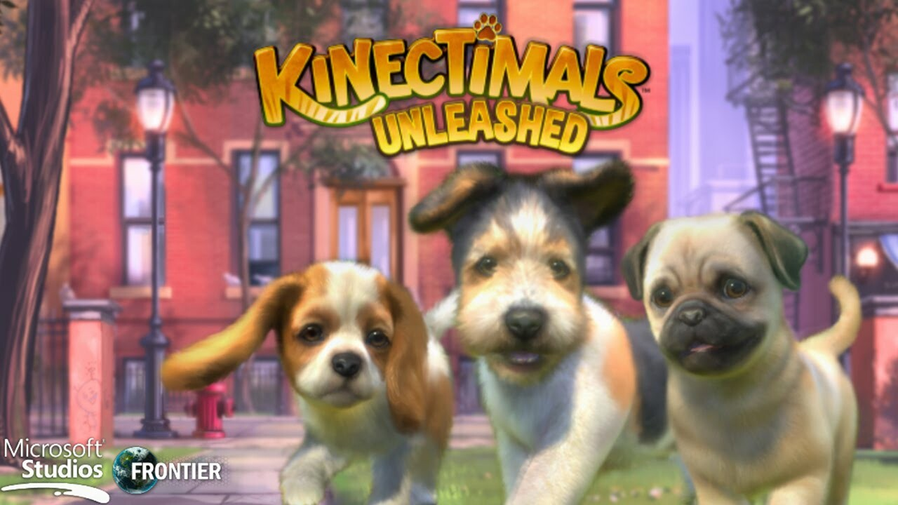 Kinectimals Unleashed for Windows Phone