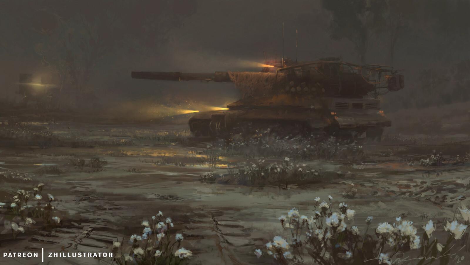 Mud 'n' Tank