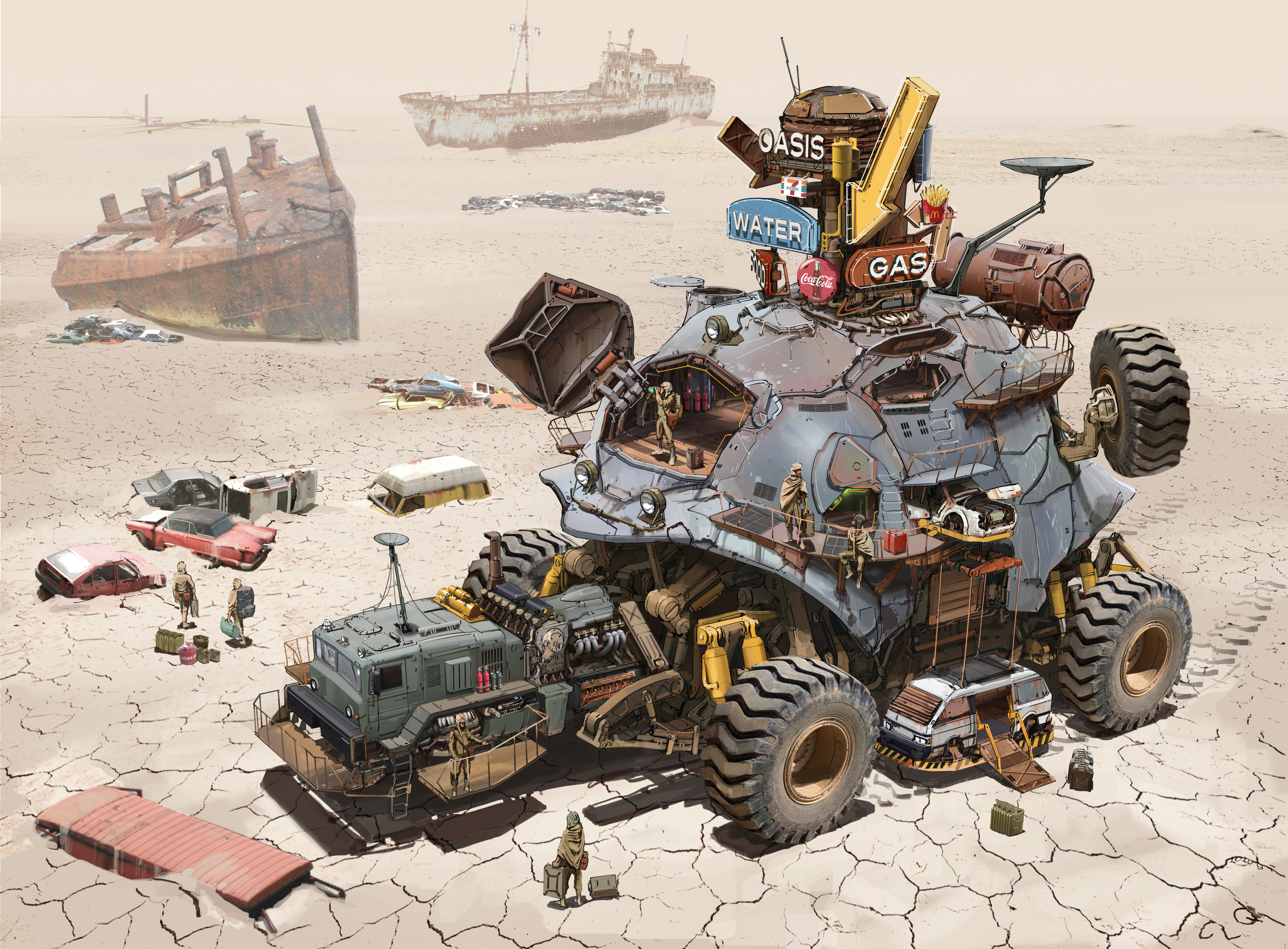 longque-chen-turtle-gas-station-in-action-9.jpg