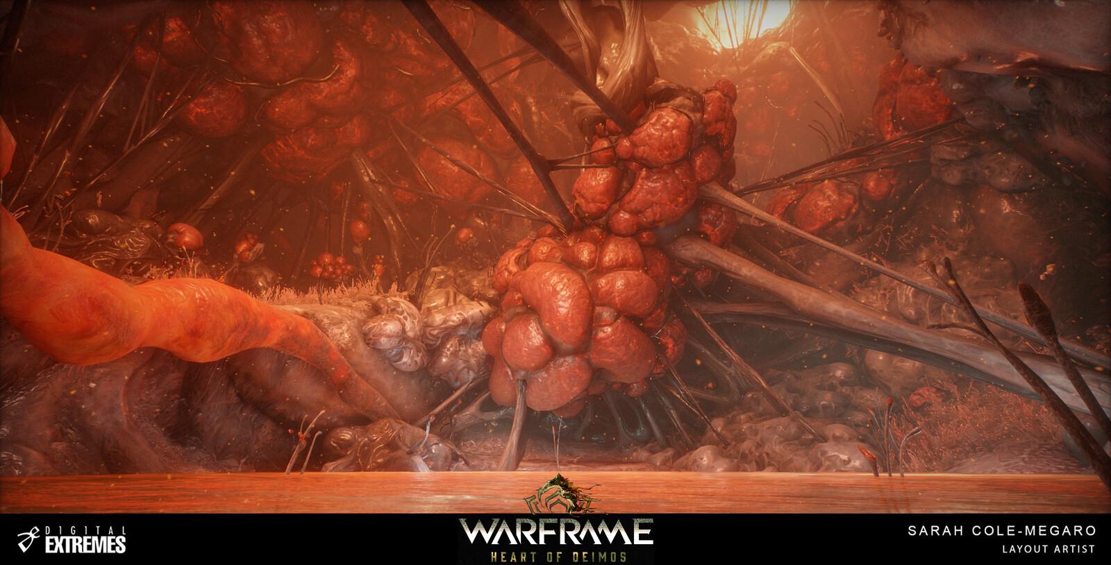WarFrame: Heart of Deimos