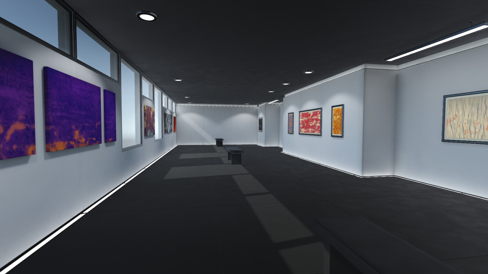 And the gallery demo in Unity