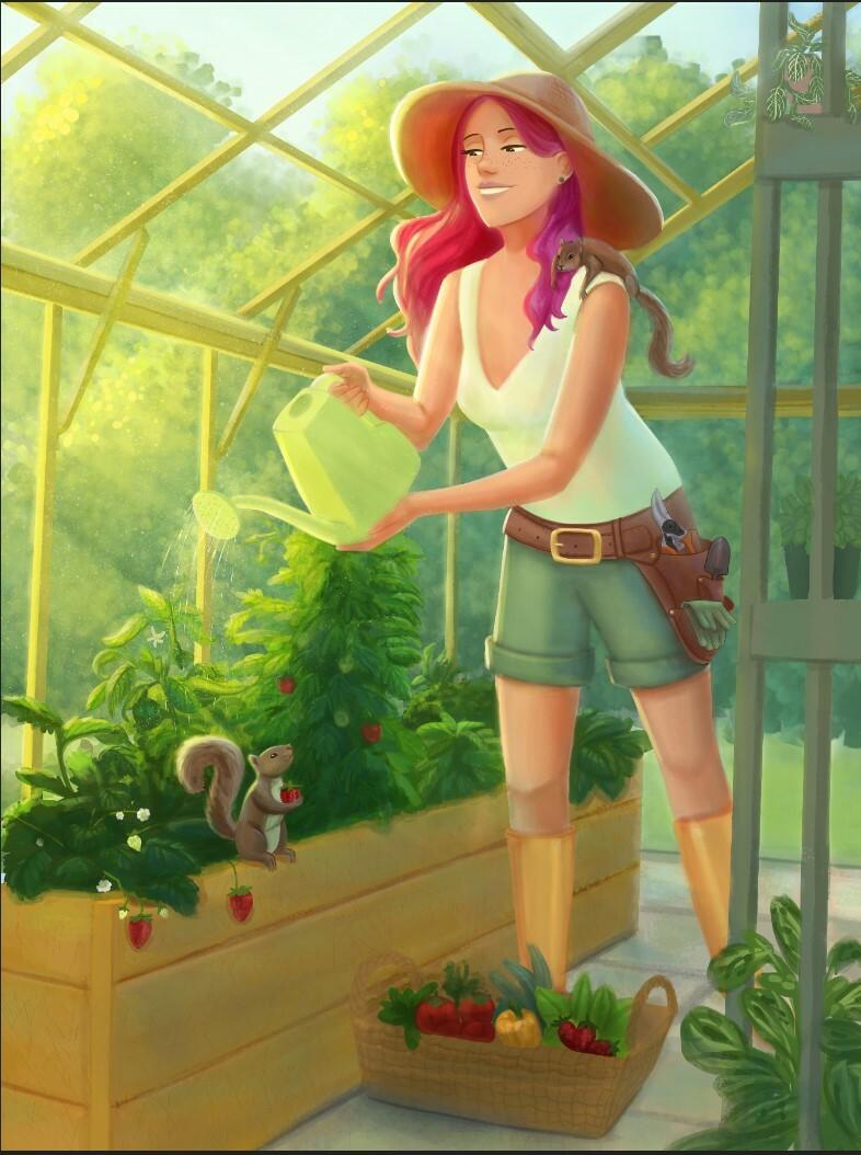Summertime Harvest