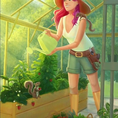 Claudie c bergeron summergardenweb