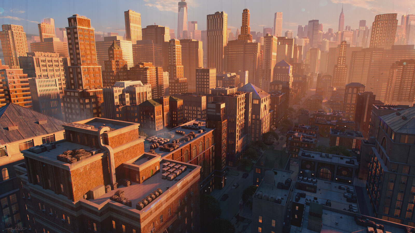 Kitbash3D Brooklyn
