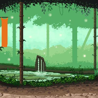 Aaron truehitt waterfall animation3