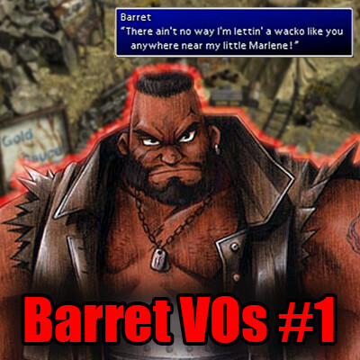 The thumbnail for the Barret VO #1