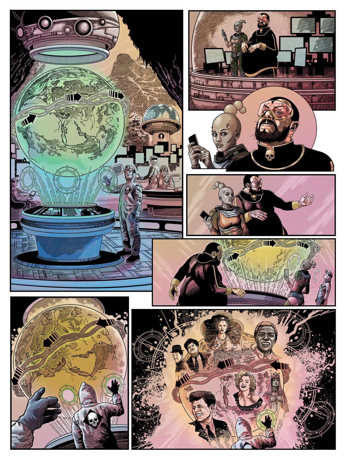 Page1 The Collector Issue 2 of The 77 Colour