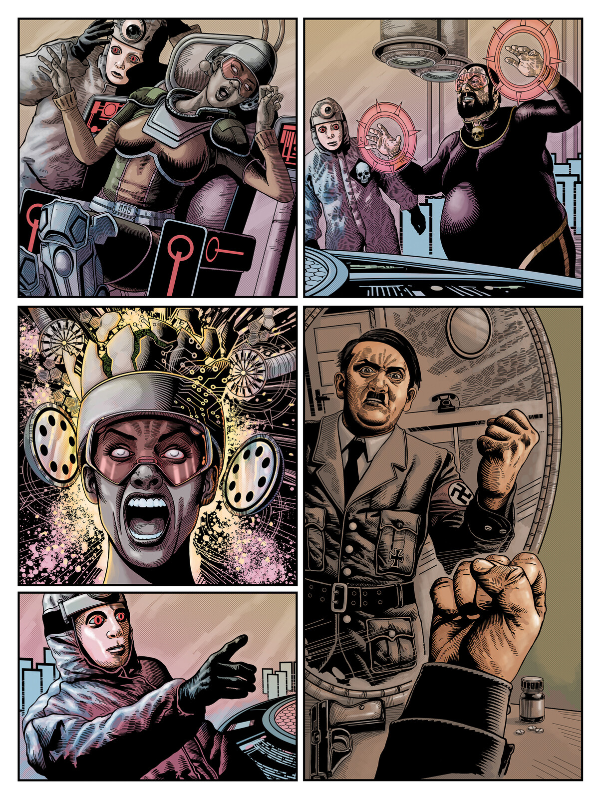 Page4 The Collector Issue 2 of The 77 Colour