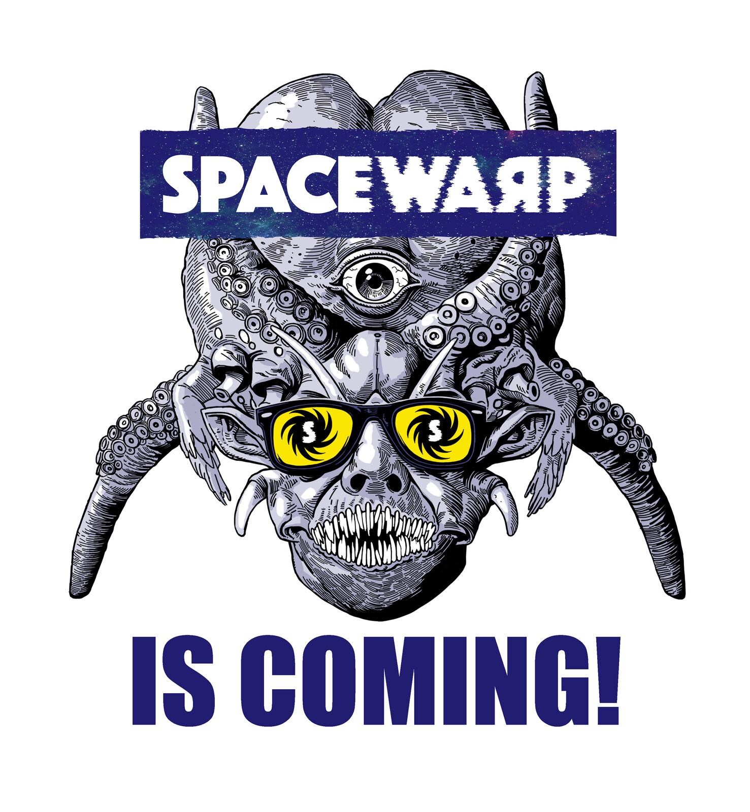 Doc Zot head Spacewarpcomic.com