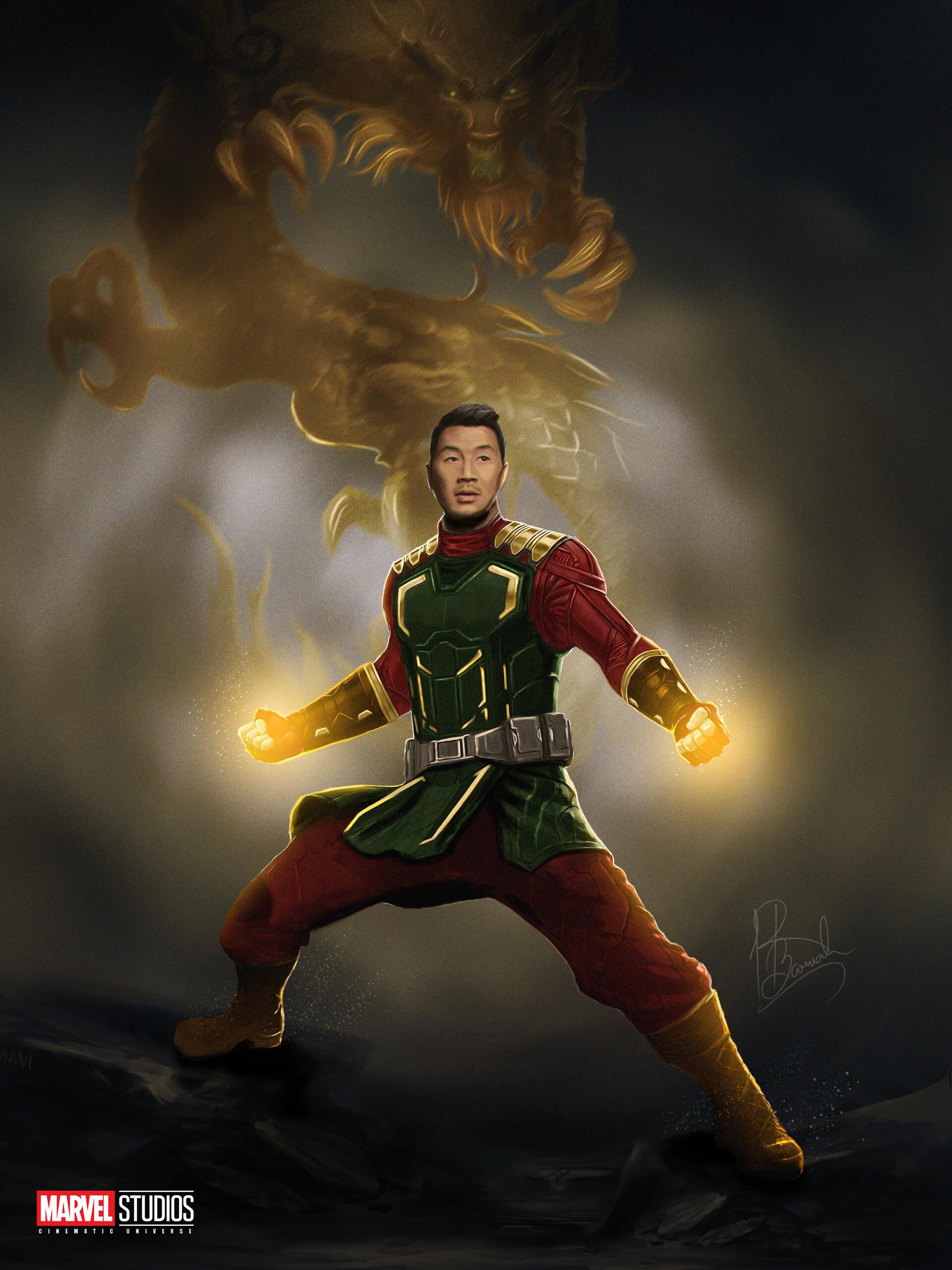 Hriday Baruah Marvel S Shang Chi