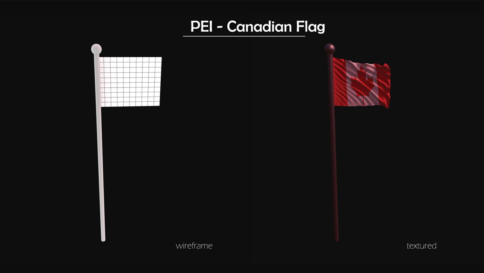 ASSET: Flagpole