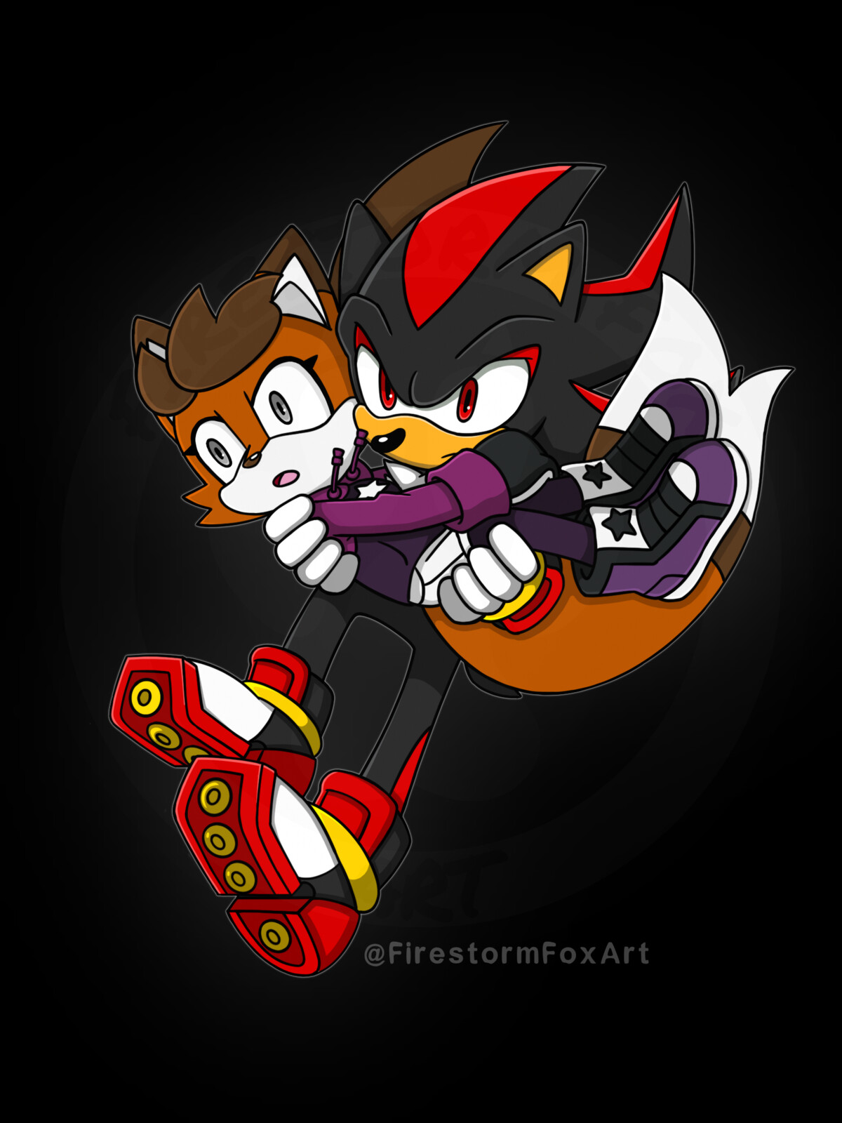 Shadow and Cinder Fall