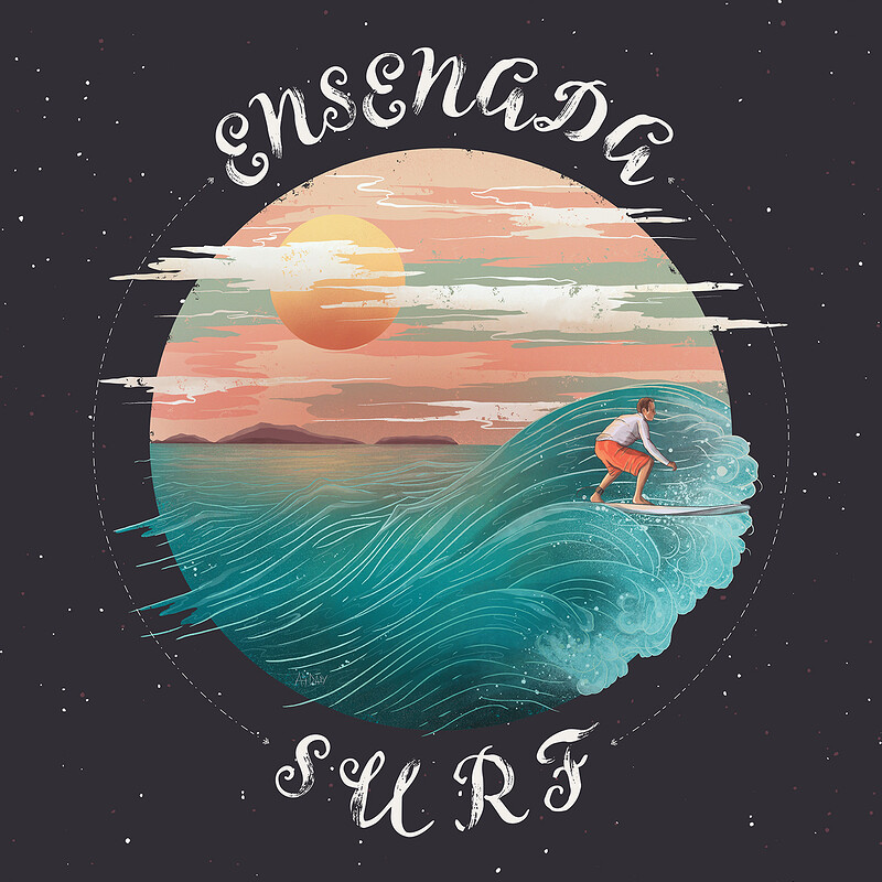 Ensenada Surf