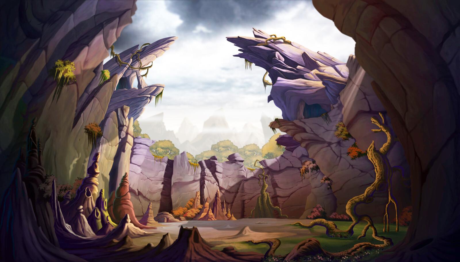 ArtStation - Silent hill, Dev N