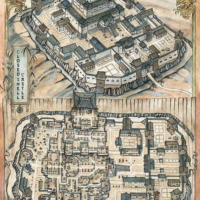Francesca baerald fbaerald ffgl5r closedshellcastle map