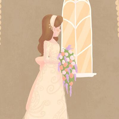 Robyn carlisle lineless bride