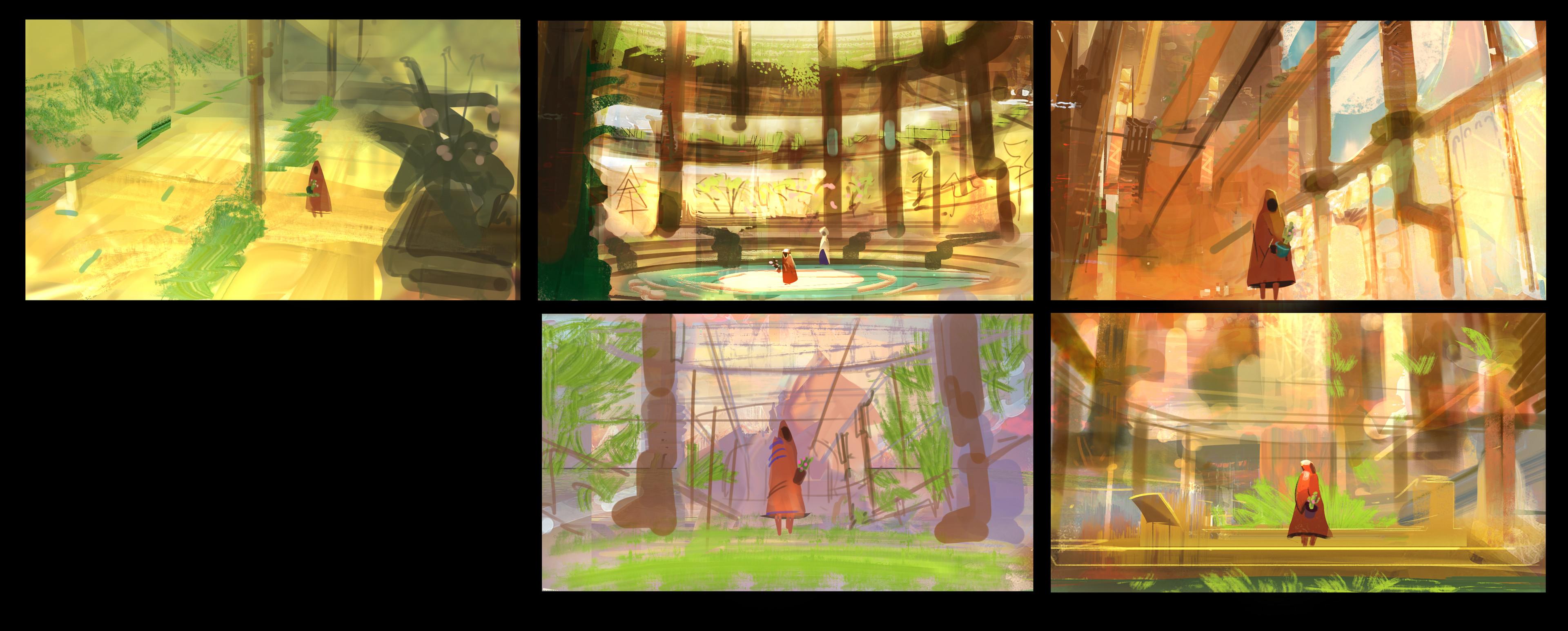 color comp thumbnails
