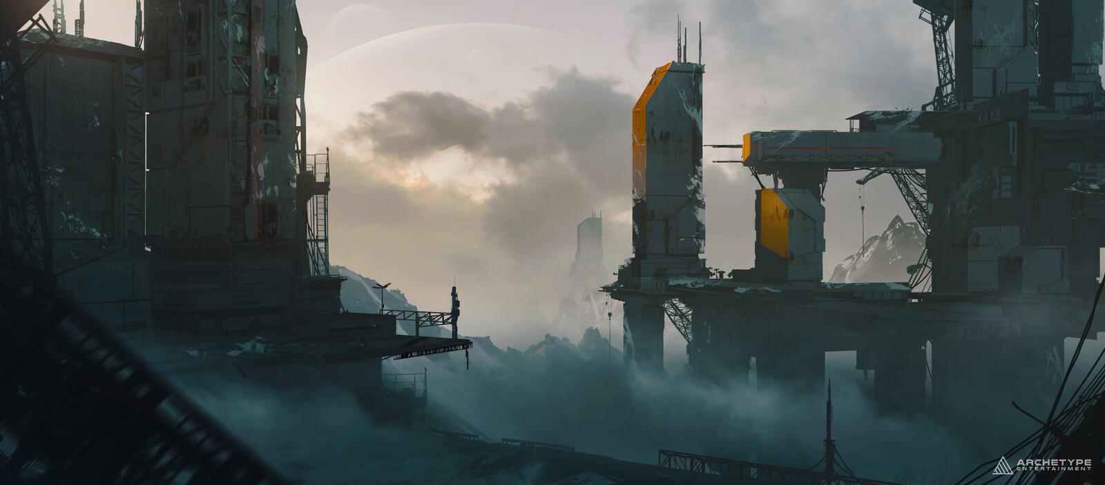 Archetype Entertainment Concept 2019.