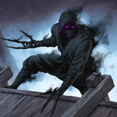 Greg opalinski 33 umbral ninja