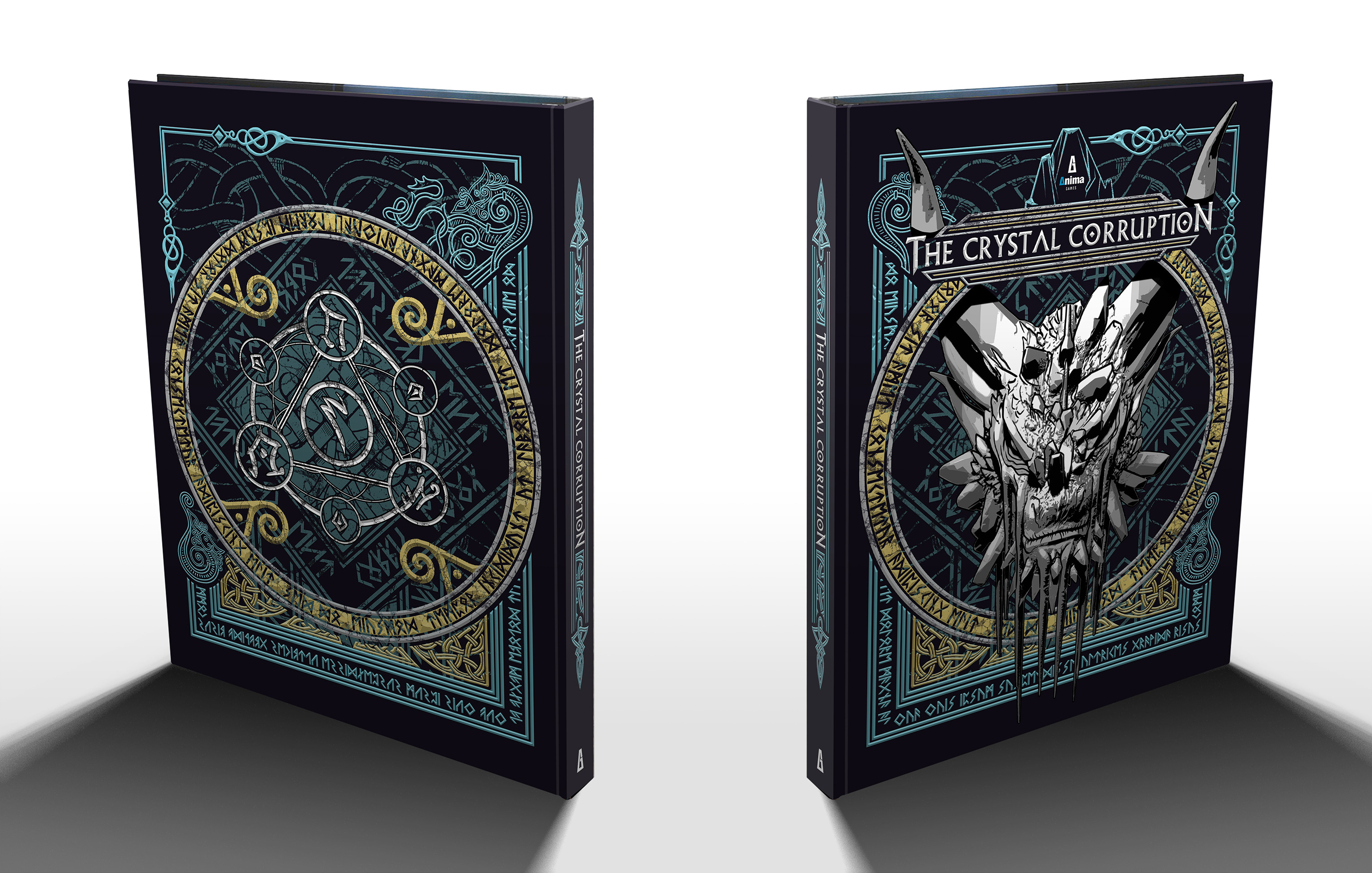 Collector's Edition Cover - Presentation