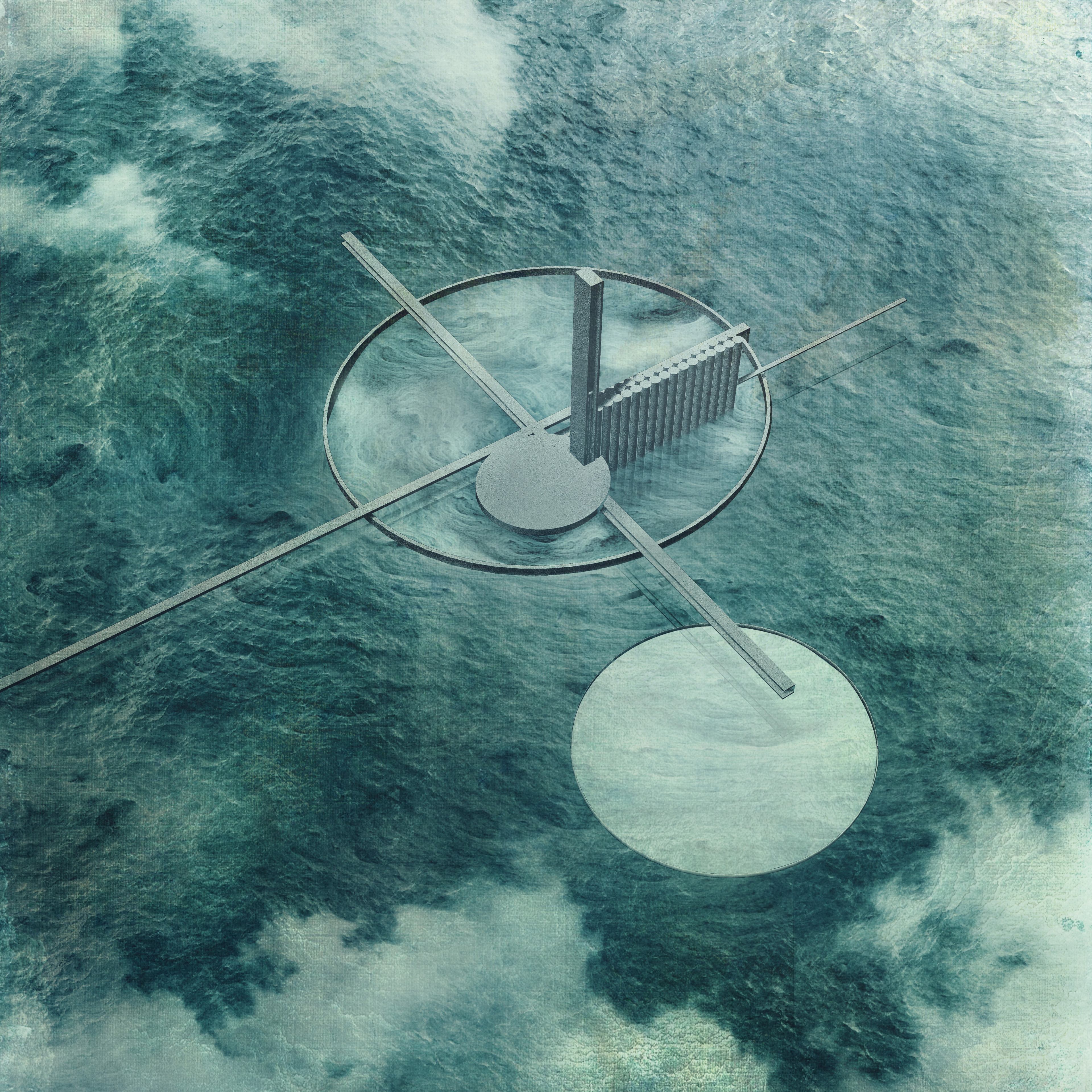 Oceanic Architecture - Day Aerial Concept