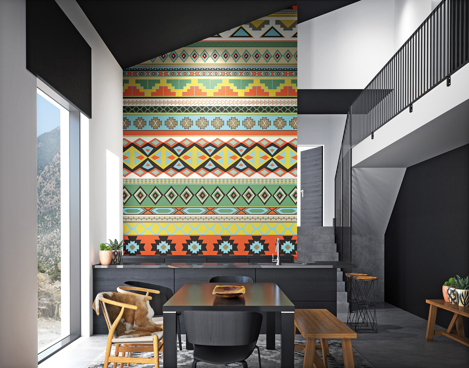 Colour & Design  |  Aztec