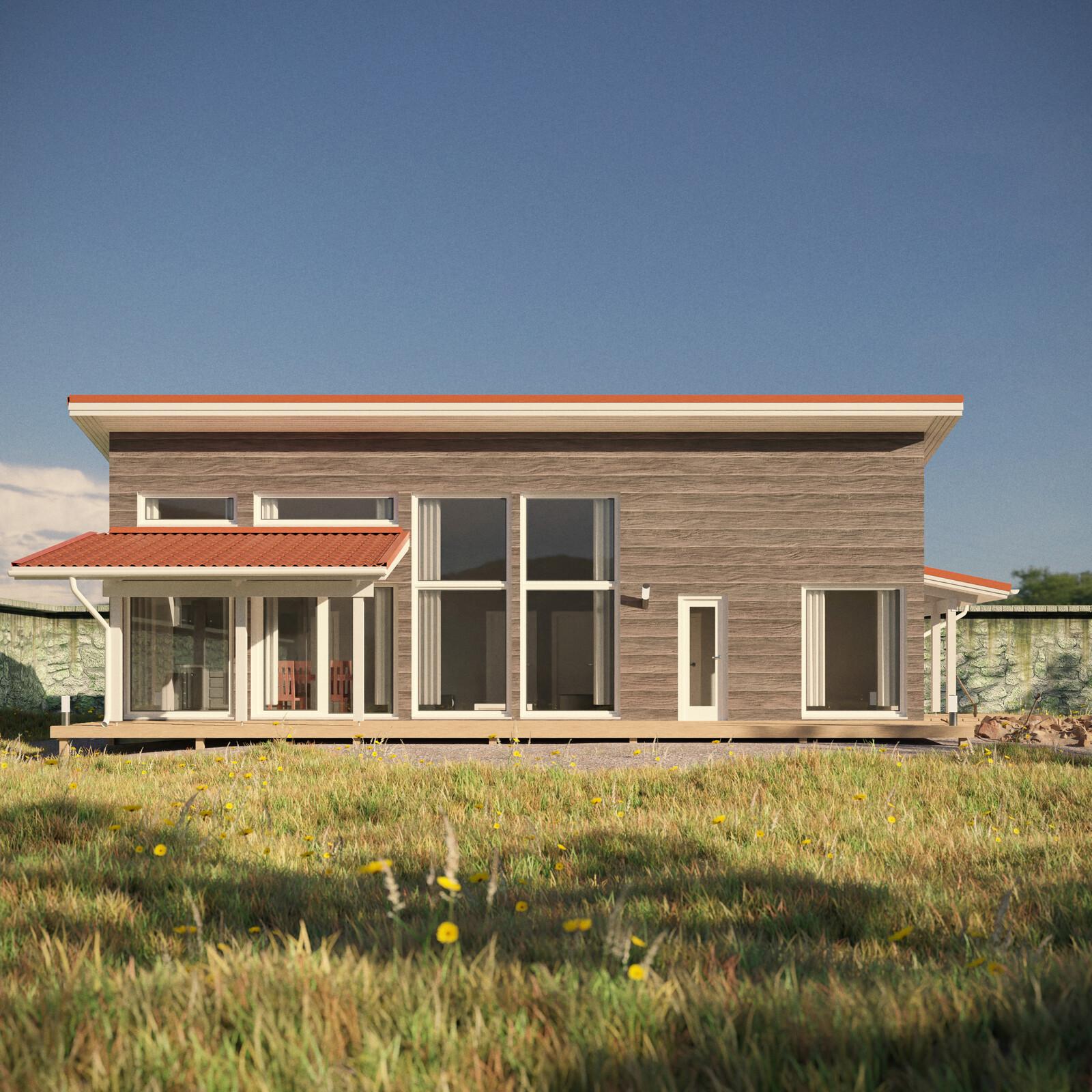 House 134m2