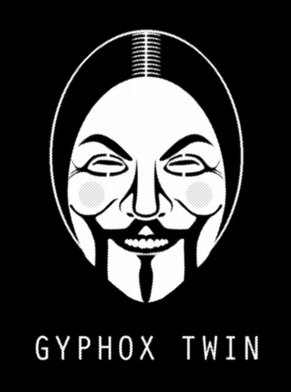 Gyphox Twin T-Shirt Print