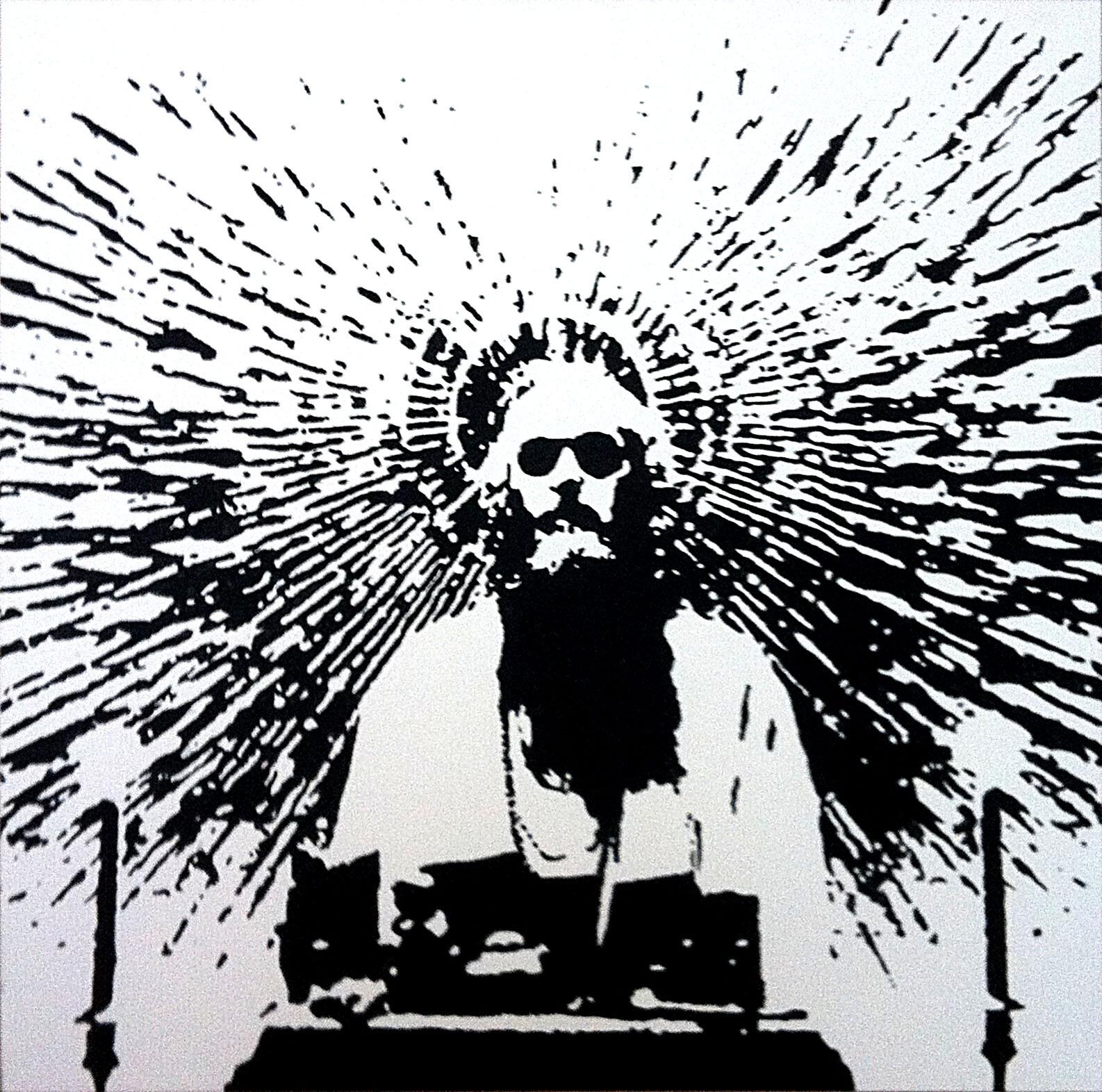 Ram Dass Portrait