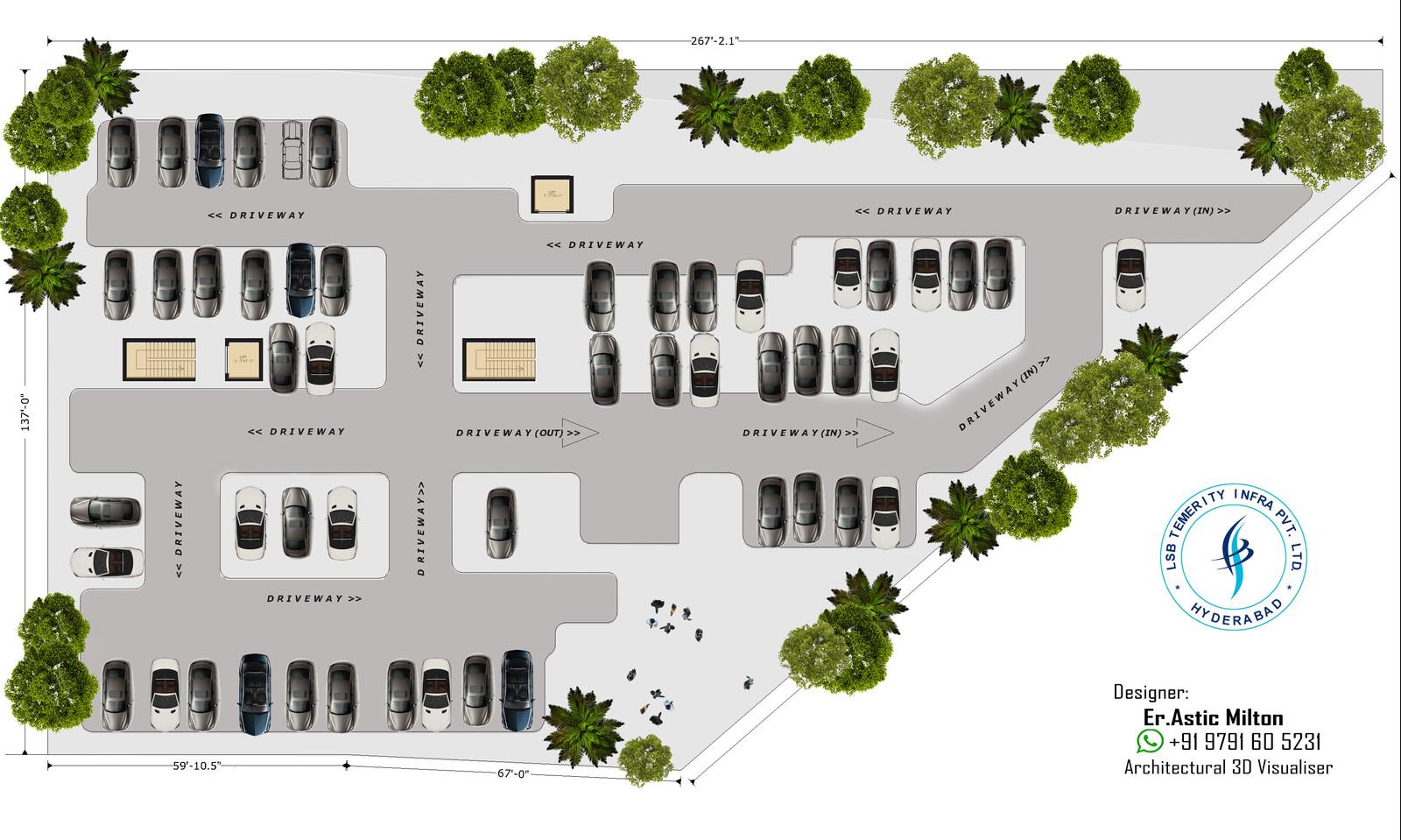 Artstation 2d Floor Plan Works For The Apartments Astic Milton